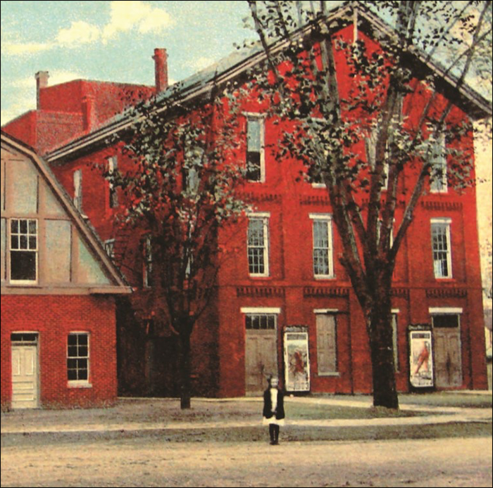 History of Havre de Grace Opera House
