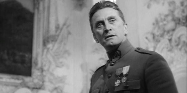 GET TICKETS:  Paths of Glory (WW1 Film Series)