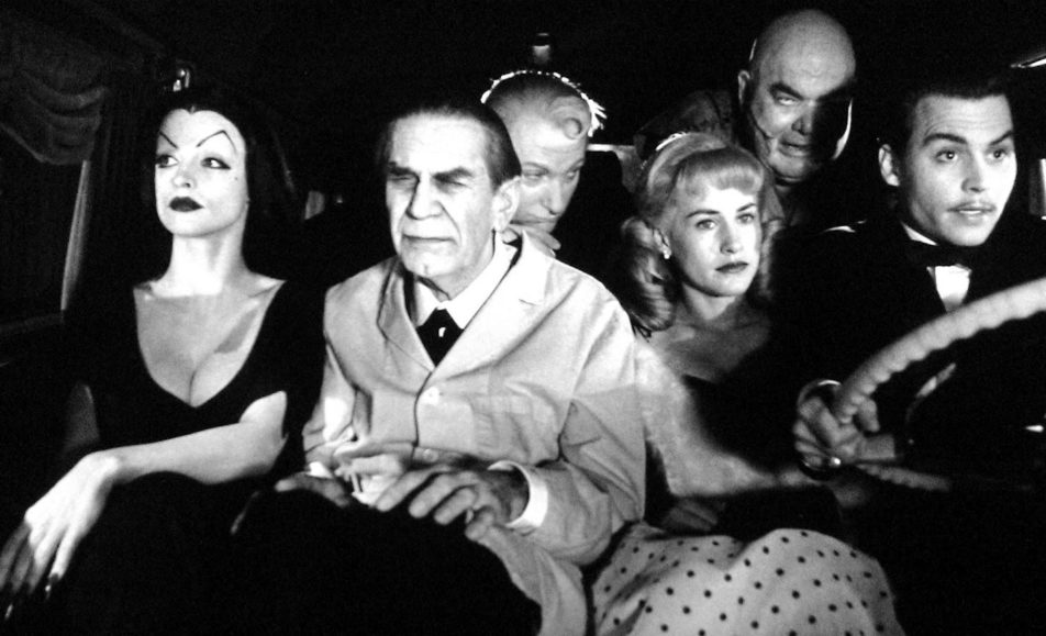 GET TICKETS:  Ed Wood (Horror Film Series)