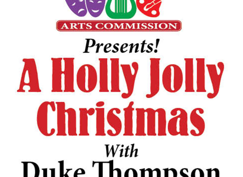 GET TICKETS:  A Holly Jolly Christmas with Duke Thompson & Friends