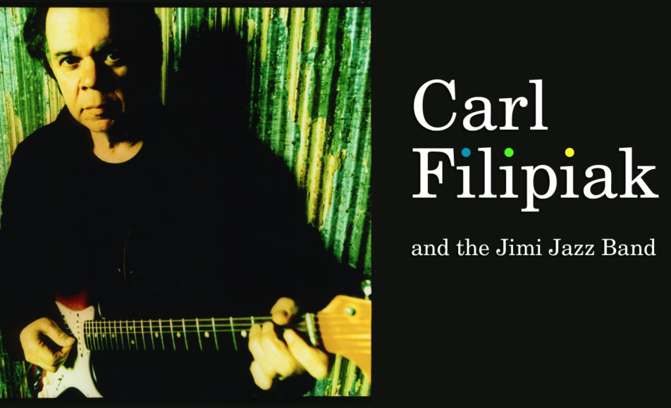 GET TICKETS:  Carl Filipiak (Jazz Guitarist)