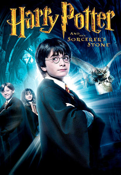 GET TICKETS:  Film Presentation- Harry Potter and the Sorcerer's Stone (Children's Film Series)