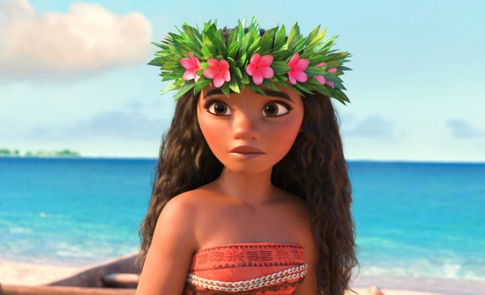 GET TICKETS:  Moana (Children's Film Series)