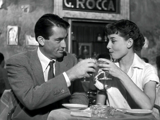 GET TICKETS:  Roman Holiday (Black & White on Tuesday Night Series)