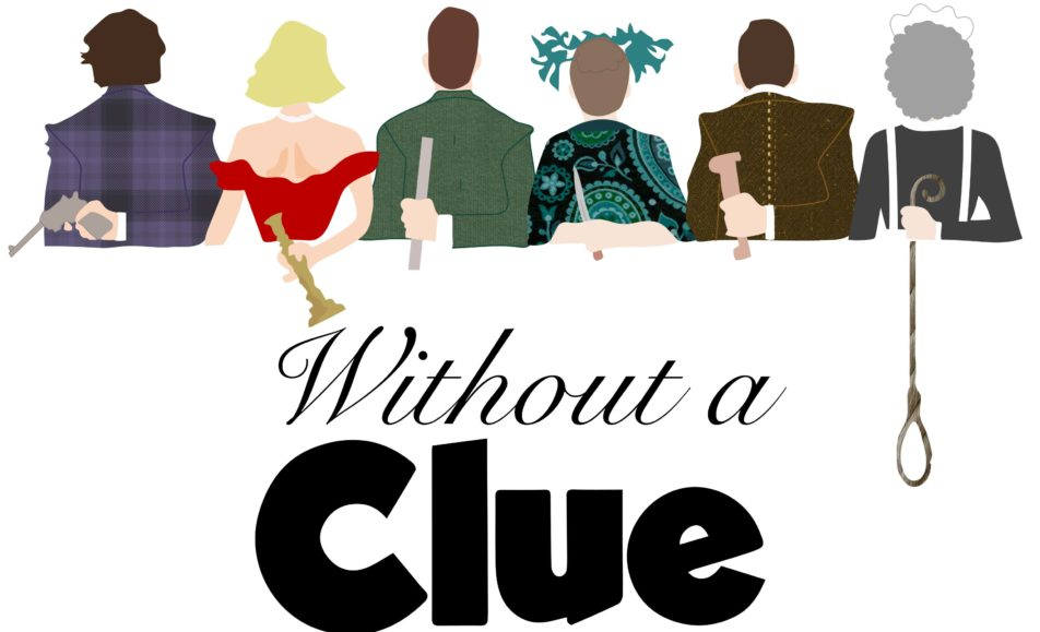 "GET TICKETS:  Tidewater Players present ""Without A Clue"" – February 23-25, March 2-4"