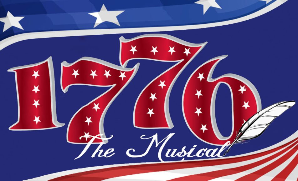 "GET TICKETS:  Tidewater Players present ""1776"" – May 4 -20"