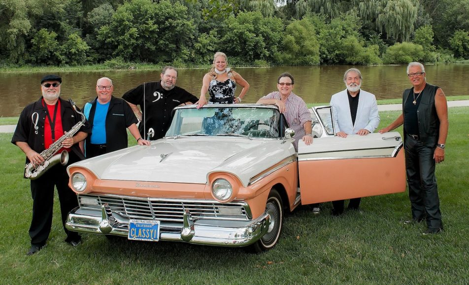 "GET TICKETS:  The Havre de Grace Arts Commission presents ""The Fabulous Hubcaps"""