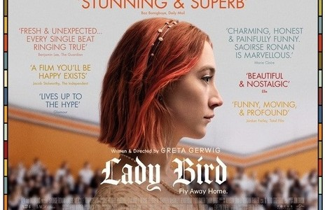 GET TICKETS:  Lady Bird (In Case You Missed It Film Series)
