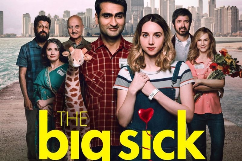 GET TICKETS:  The Big Sick (In Case You Missed It Film Series)