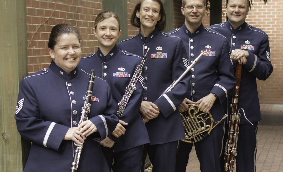 GET TICKETS: US Air Force Heritage Winds Quintet