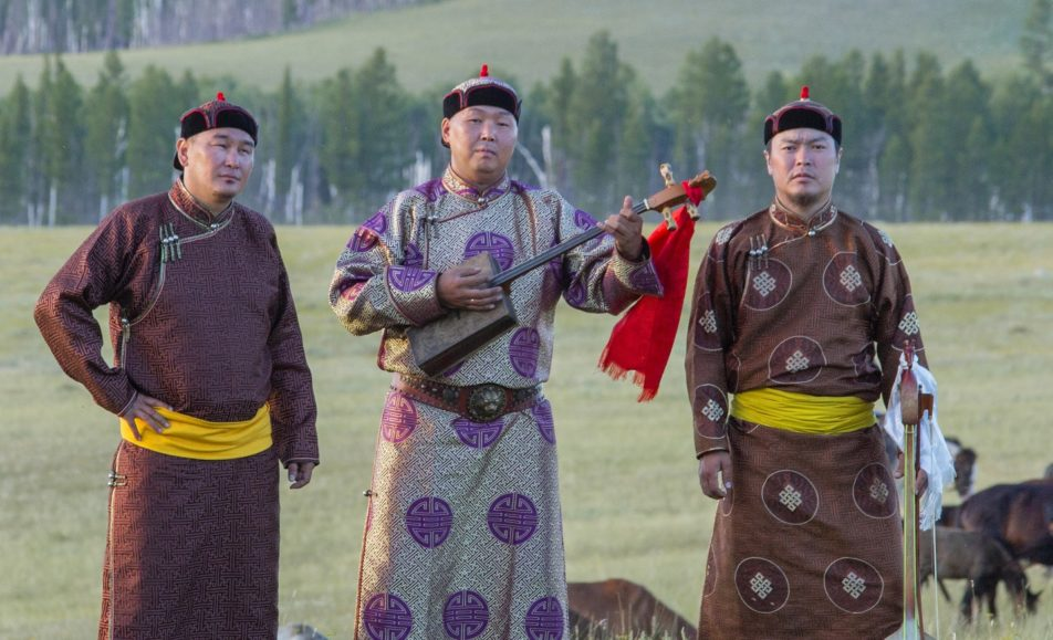 GET TICKETS:  Alash Ensemble (Tuvan Throat Singing)