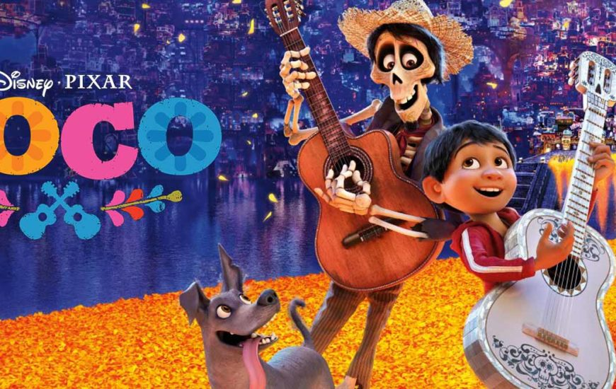 Coco rated pg get tickets coco family film series stopboris Gallery