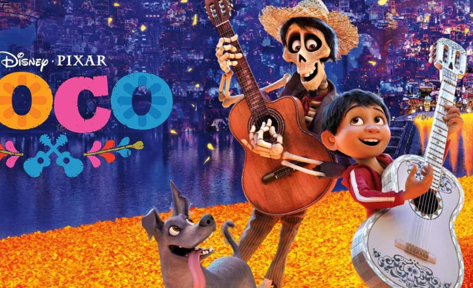 GET TICKETS:  Coco (Family Film Series)
