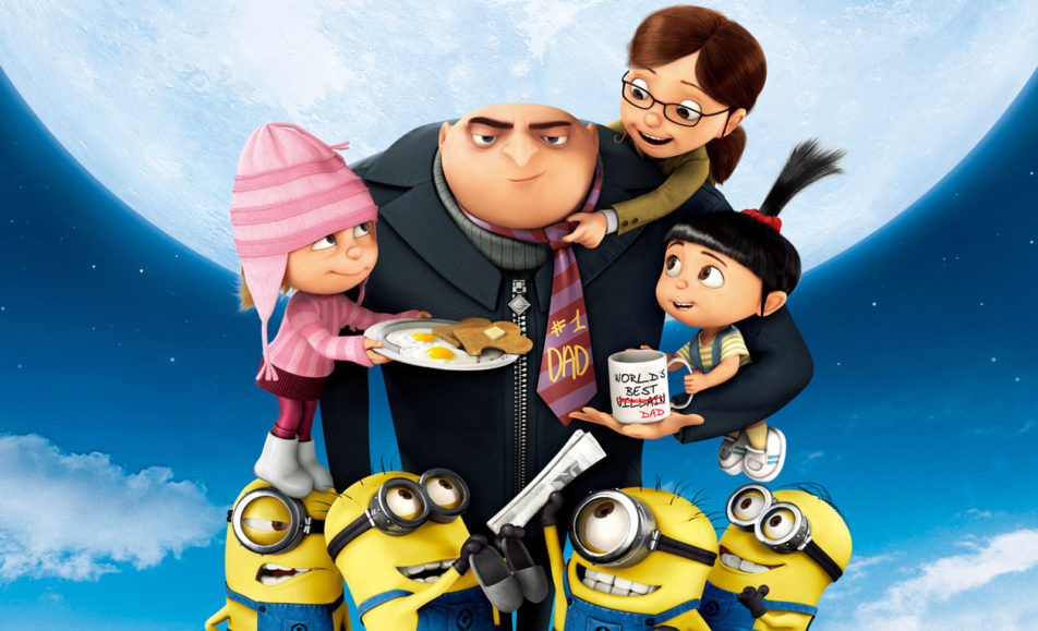 GET TICKETS:  Despicable Me (Children's Film Series)