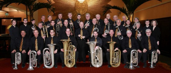GET TICKETS: Chesapeake Brass Band