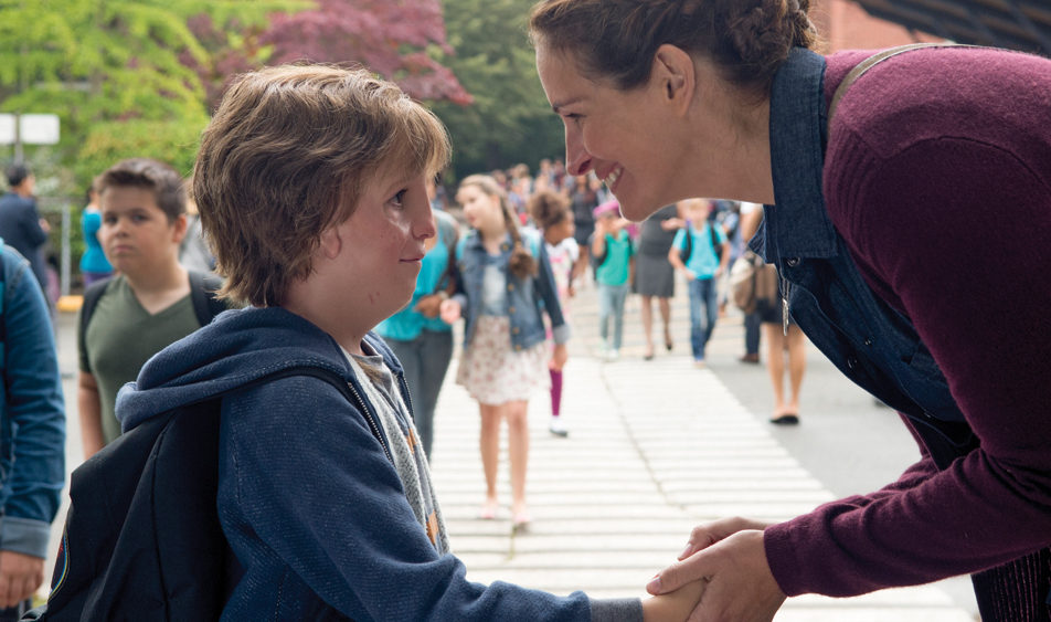 GET TICKETS:  Wonder (Family Film Series)