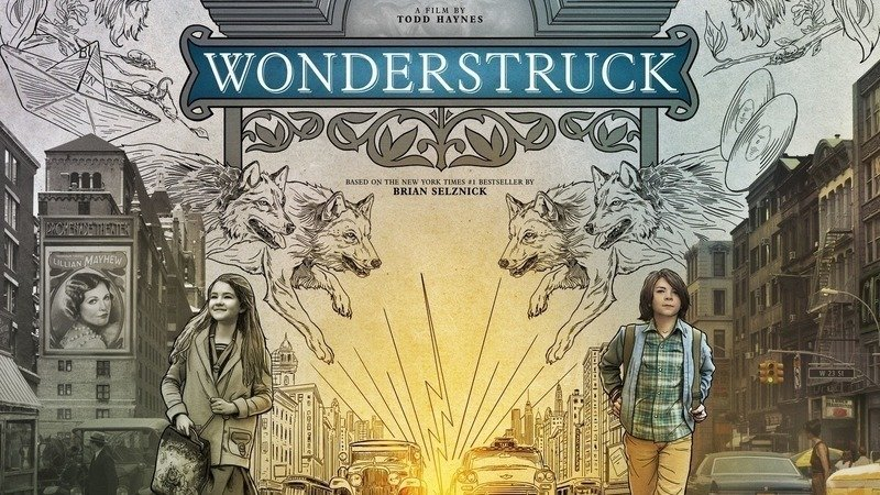 GET TICKETS:  Wonderstruck (Family Film Series)