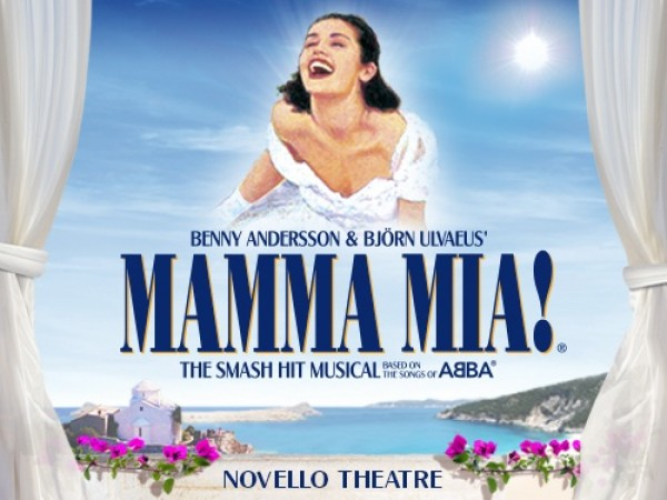 "GET TICKETS:  Scottfield Theatre Company presents ""Mamma Mia!"" – October 5-14"