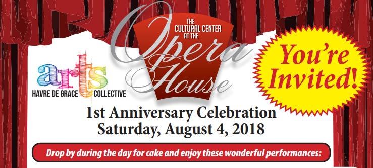 GET TICKETS:  1st Anniversary Celebration – All Events Discount Ticket Package!