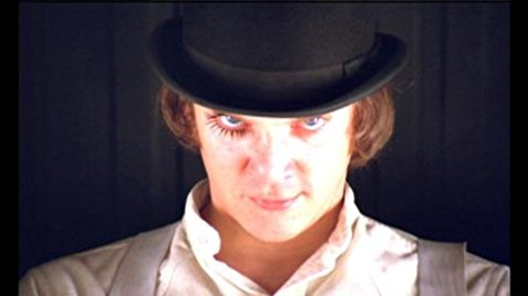 GET TICKETS:  A Clockwork Orange (Midnight Movies at 7)
