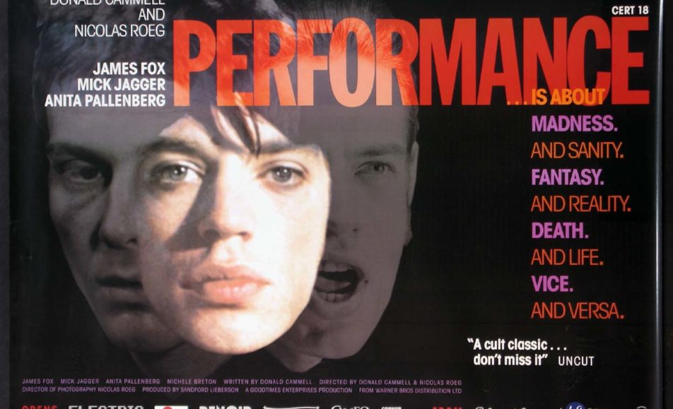 GET TICKETS:  Performance (Midnight Movies at 7)