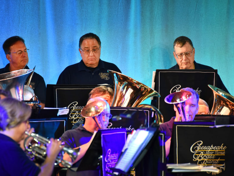 Chesapeake Brass Band-09w