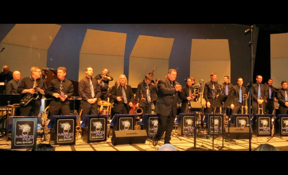 GET TICKETS: The Melting Pot Big Band