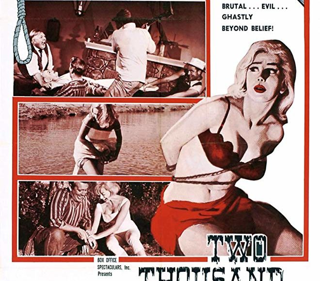 GET TICKETS:  Two Thousand Maniacs (Herschell Gordon Lewis Trilogy)