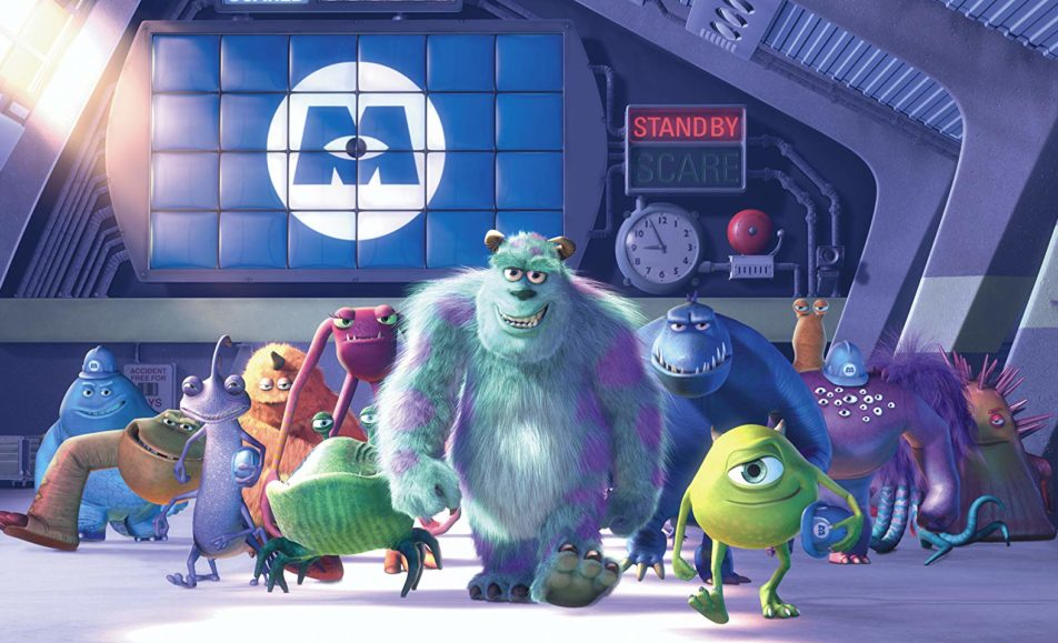 GET TICKETS:  Monsters Inc. (Children's Film Series)