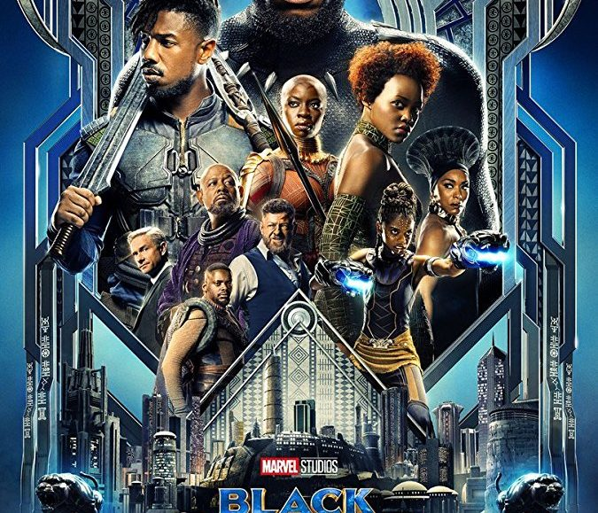 GET TICKETS: Black Panther (Family Film Series)