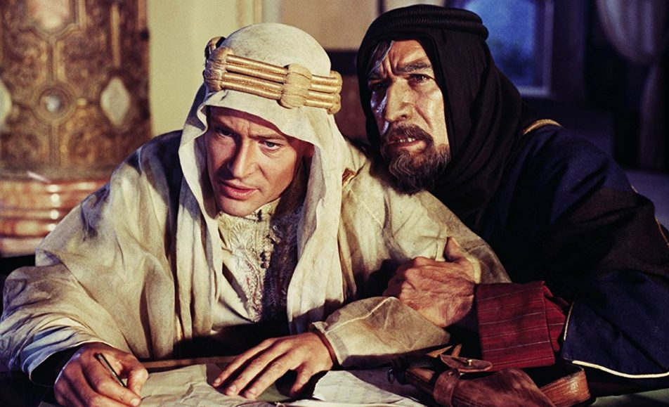 GET TICKETS:  Lawrence of Arabia (WW1 Film Series)
