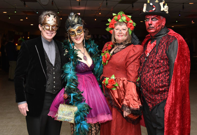 Become a Sponsor or Auction Donor for the MasquerAid Ball