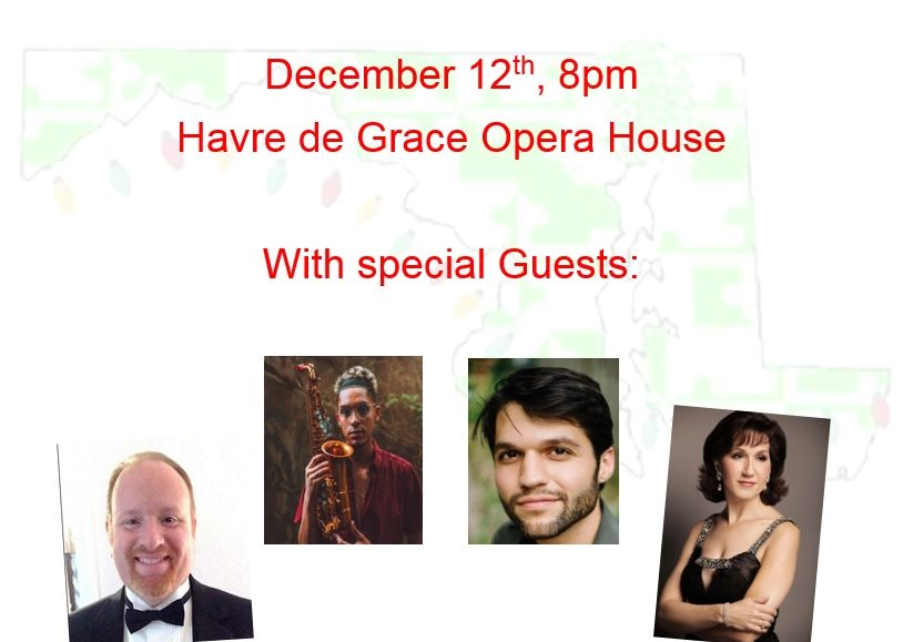 SOLD OUT:  Havre de Grace HS Jazz Presents: Home for the Holidays