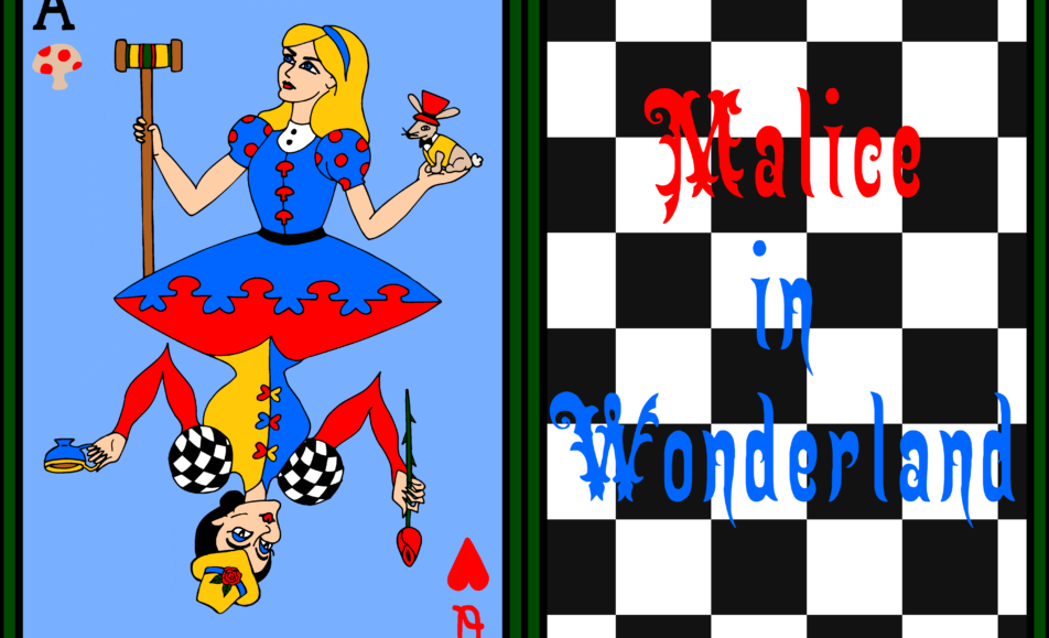 GET TICKETS: Malice in Wonderland