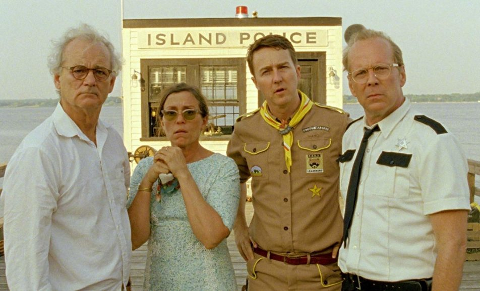 GET TICKETS:  Bill Murray Film Festival: Moonrise Kingdom