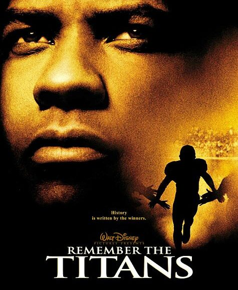 GET TICKETS:  Remember the Titans (Children's Film Series)