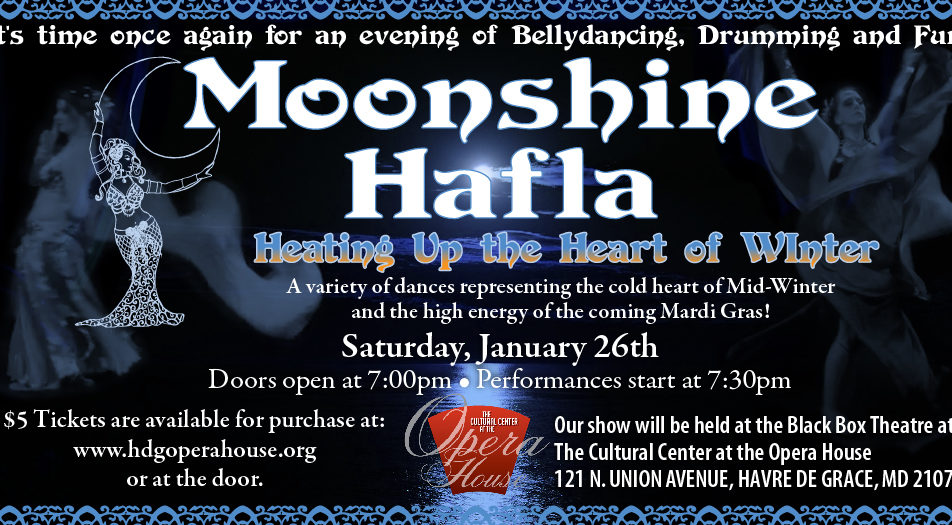 GET TICKETS:  Moonshine Hafla