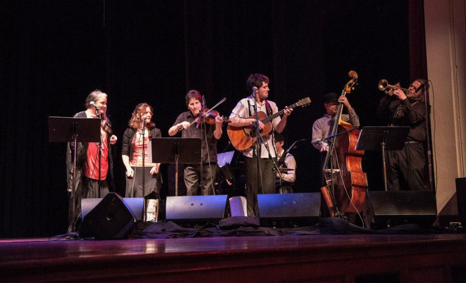 GET TICKETS: HOT STRINGS AND FLYING FEET: Irish Roots and American Branches