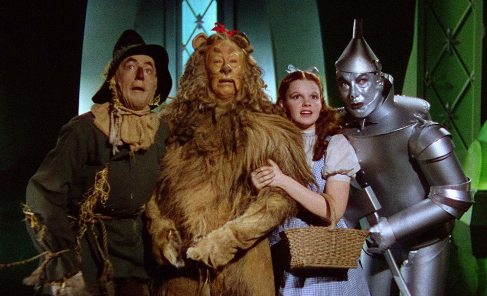 GET TICKETS:  Wizard of Oz (Children's Film Series)