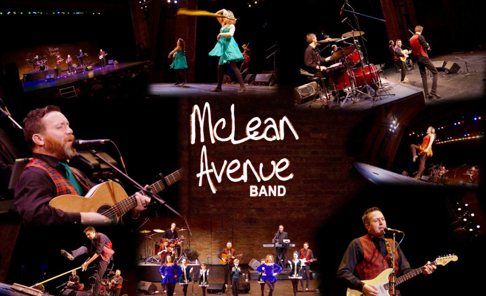 GET TICKETS: McLean Avenue Irish Band