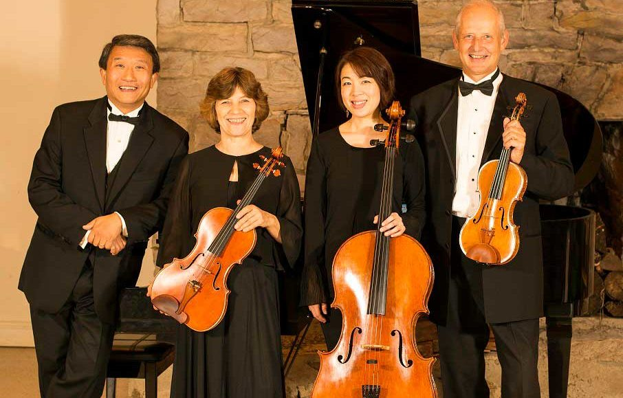 GET TICKETS: Pennsylvania Piano Quartet