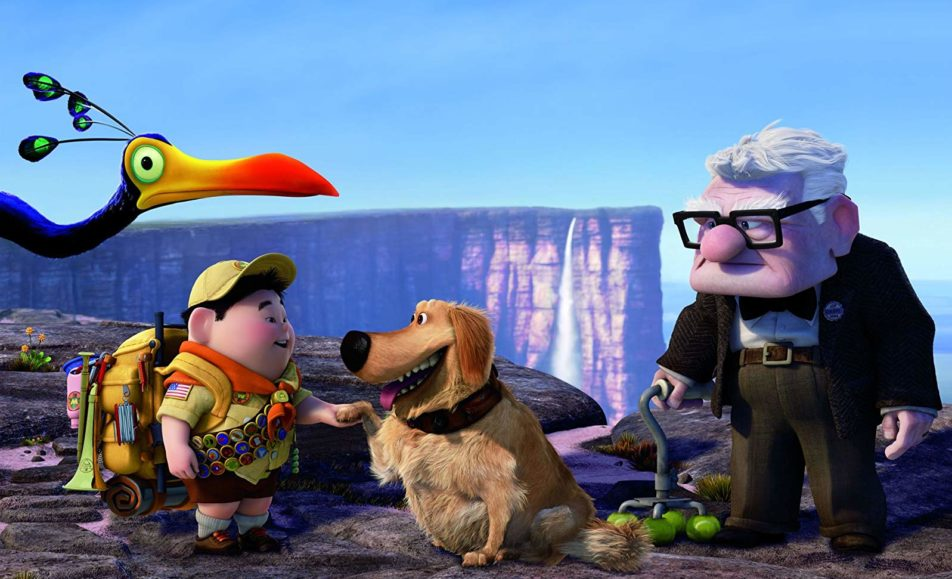 GET TICKETS:  UP (Children's Film Series)