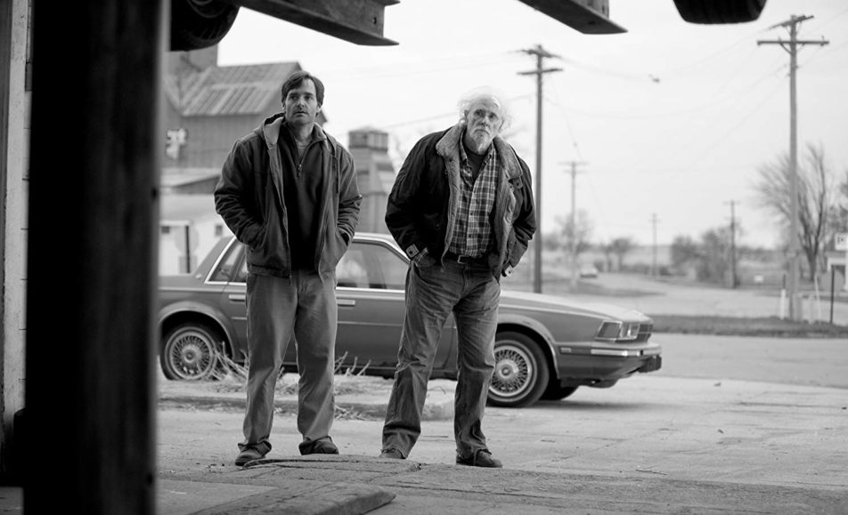 GET TICKETS:  Nebraska (B&W Film)