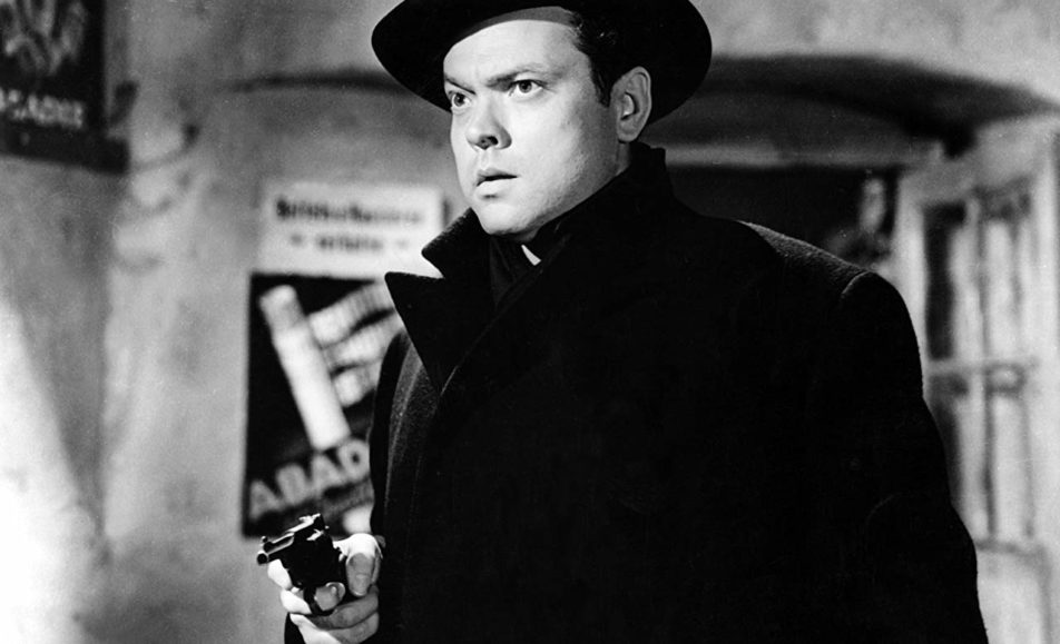 GET TICKETS:  The Third Man (B&W Film Series)