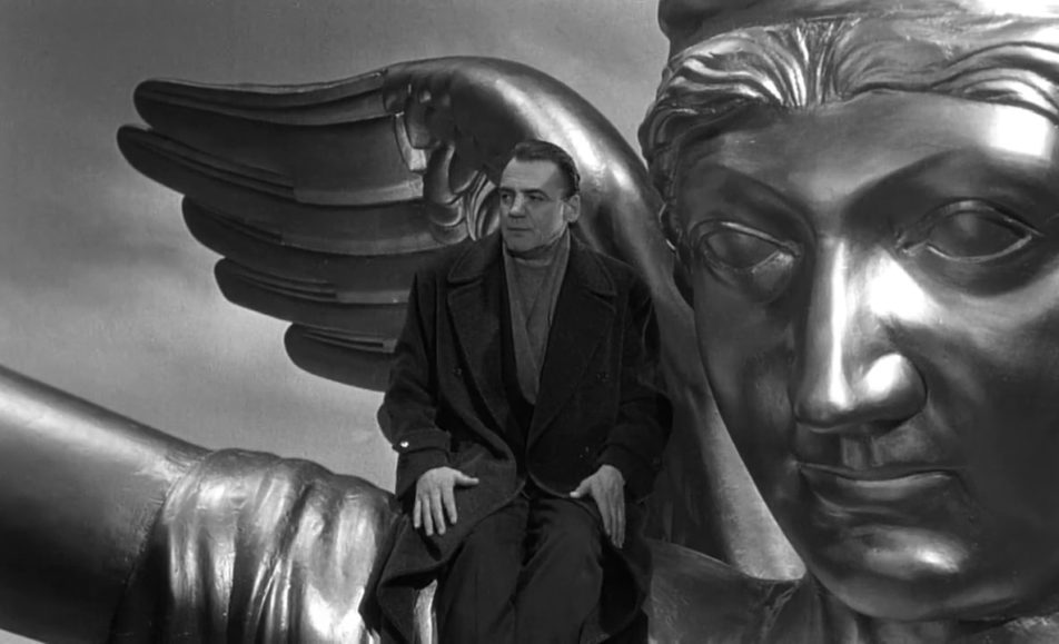 GET TICKETS:  Wings of Desire (B&W Film)