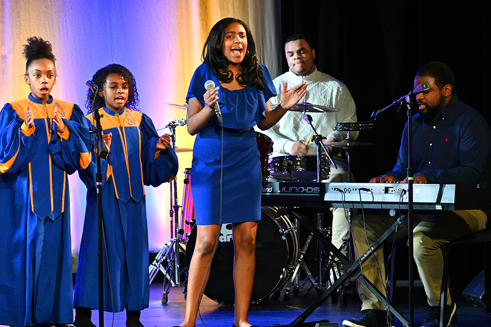 Gallery - 8th Black Gospel Music Experience - 03/12/19