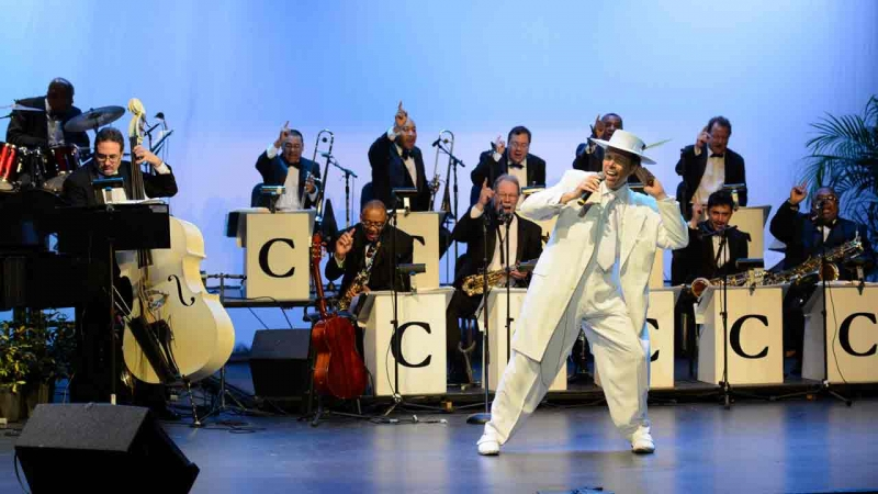 GET TICKETS: Cab Calloway Orchestra, Nico Sarbanes Trio- Opener and Guest Artist