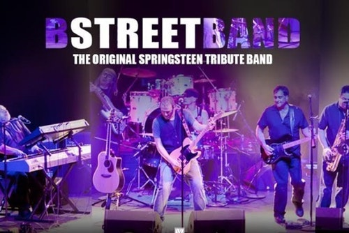"GET TICKETS: Thursday Night Live! ""A Night of Bruce Springsteen"" with The B-Street Band"