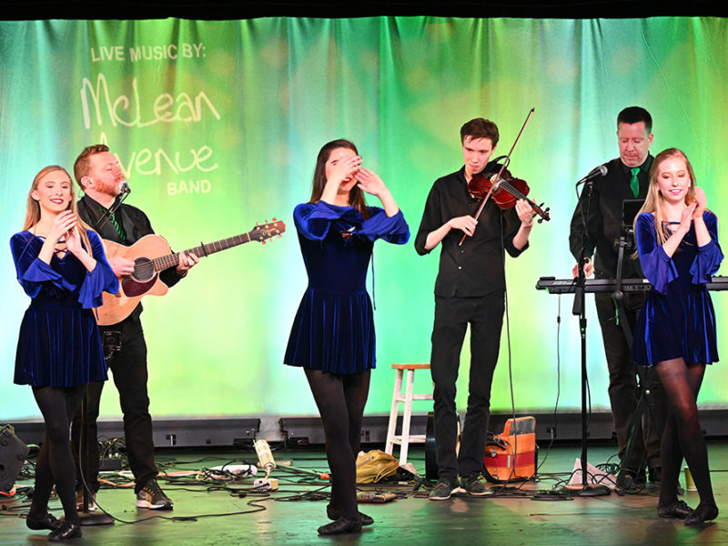 McLean Ave Irish Band-32w