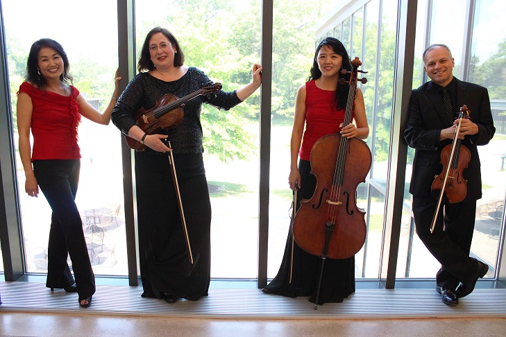 GET TICKETS: Pyxis Piano Quartet